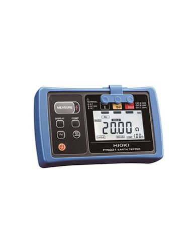 Power Meter & Process Calibrator Earth Tester - Hioki FT6031-03 1 eart_tester__hioki_ft6031_03
