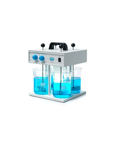 Water Analysis Portable Flocculator – Velp FP4 1 portable_flocculator_velp_fp4